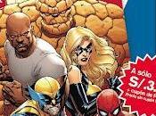 Edad Heroica continua Perú Avengers volumen