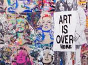 cámara Banksy inaugura primera exposición