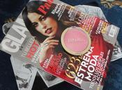 Revistas moda Septiembre Glamour detalle