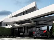 Nueva propuesta viviendas pareadas A-cero Tech situadas ciudad Marbella Málaga