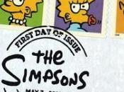 servicio postal acierta sellos Simpson
