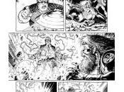 Primer vistazo dibujos Tony Moore Deadpool