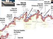 Faros galicia: torre hércules faro isla pancha ribadeo
