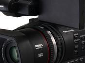 Nuevas cámaras video profesional Panasonic