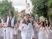 Descenso Folklórico Nalón 2012 vídeos fotos Desfile navegacion