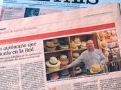 Sombrerería Albiñana diario País