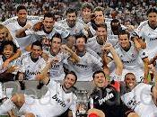 Pics: Real Madrid Campeon Supercopa España 2012