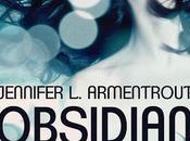 Portada, sinopsis fecha Obsidian Jennifer Armentrout (Lux español