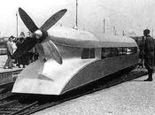 Schienenzeppelin (Tren Zeppelin) Rail Zeppelin.