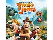 aventuras Tadeo Jones. Animación infantil Indiana Jones