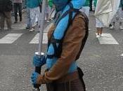 Carroza 'Star Wars' Batalla Flores 2012