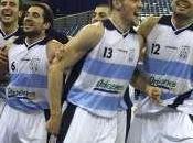 años batacazo: Argentina 87-80