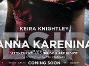 Keira Knightley espléndida Anna Karenina. Mira vídeo