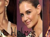Katie holmes bobbi brown make artist