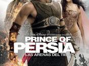 Prince Persia: arenas tiempo (Mike Newell, 2.010)