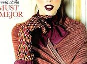Coco Rocha, modelo siempre sorprendida