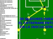 Entrenamientos fútbol inciación: sesiones completas varios test