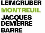 Leimgruber, Jacques Demierre, Barre Philips: Montreuil (Jazzwerkstatt, 2012) [aka Veteranos brecha LIV]