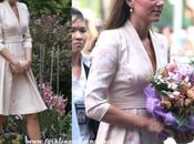 guiños estilísticos espléndida Kate Middleton viaje Asia
