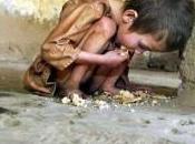 Malnutrición, hambre enfermedades