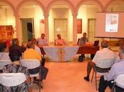 Presentando Montilla libro monumental Barcelona'