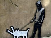 Animan obras Banksy