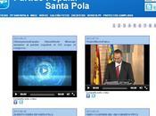 Anonymous cuela Santa Pola