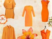 Color monday: Orange lunes: Naranja