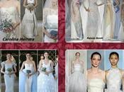 Vestidos novia, tendencias 2013