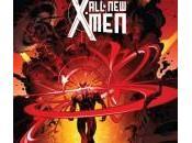 Cíclope contra portadas Immonen para All-New X-Men