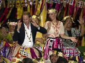 baile Kate Guillermo Tuvalu
