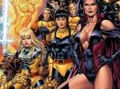Abnett Andy Lanning quieren escribir Guardianes Galaxia Nuevos Mutantes