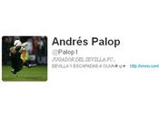Twitter futbolistas Sevilla