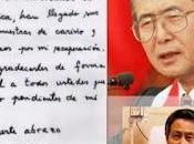"""Alberto Fujimori: """"Agradezco quienes estado pendientes salud"""""""