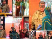 """Primeras imágenes Carrey como Coronel Stars (""""Kick"""