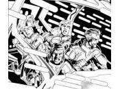 Primer vistazo trabajo Mark Bagley Fantastic Four