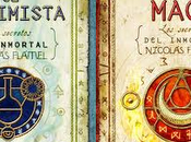 RESEÑA;; secretos Inmortal Nicholas Flamel (1-2)