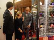 Christian Louboutin inaugura Roma primera boutique italiana