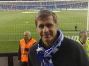 Alberto Fernández Díaz amante fiel seguidor equipo toda vida Español