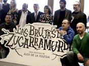 Comienza rodaje 'Las brujas Zugarramurdi', Álex Iglesia