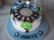 tarta para cumpleaños Iraitz...inspirada