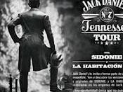 Jack Daniel's Tennessee Tour: Sidonie Habitación Roja