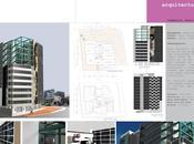 Portafolio: primer edificio vivienda oficinas