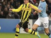 City rescató empate Borussia Dortmund