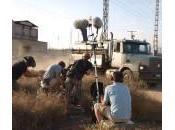 equipo película consejero' rueda nave industrial abandonada Vicente (Alicante)