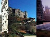 Ascensores urbanos: Pamplona