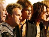 Aerosmith llega esta tarde Lima