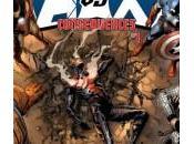Primer vistazo Avengers X-Men: Consequences