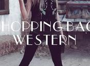 Shopping bag: western inspired