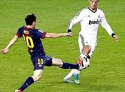 Messi, Cristiano gracias fútbol